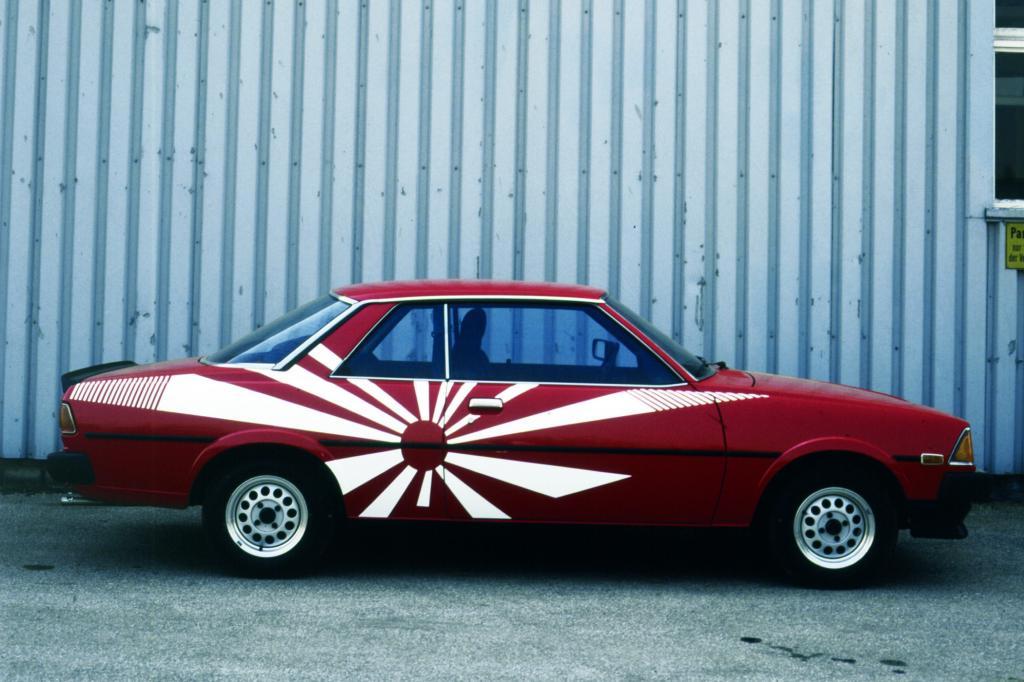 Das Mazda 626 Coupé von 1978 war relativ erfolgreich