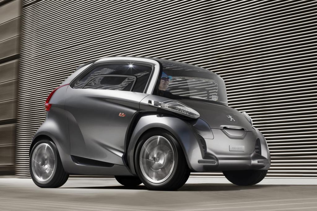 Der BB1 war 2009 der Einstand für Gilles Vidal bei Peugeot
