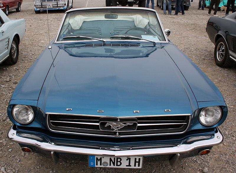 Der Mustang von 1964