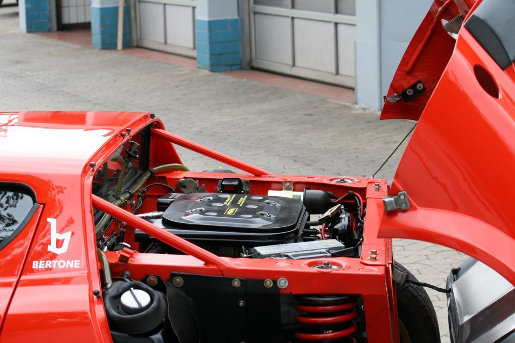 Der V6 leistet 190 PS