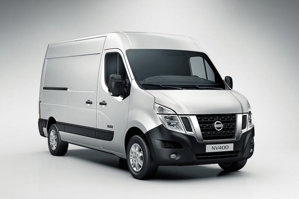 Der neue Nissan NV 400 debütiert auf der IAA in Hannover.