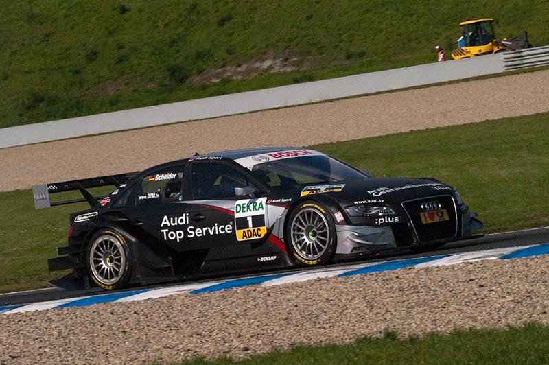 Di Resta und Spengler holen Doppelsieg für Mercedes-Benz