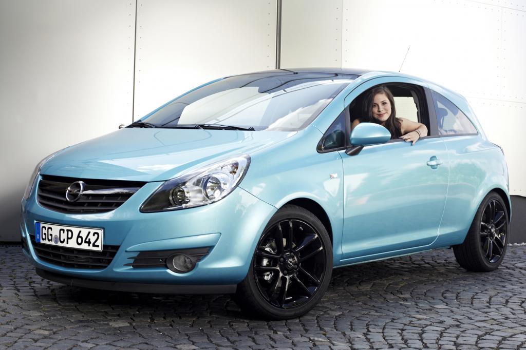 Die 19-Jährige passe gut zur Marke, meint Opel