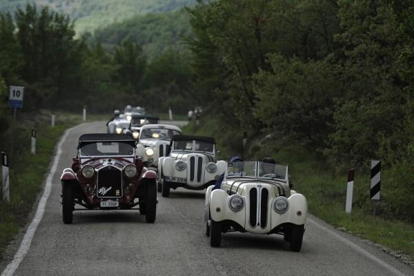 Die Inflation der Oldtimer-Rallyes