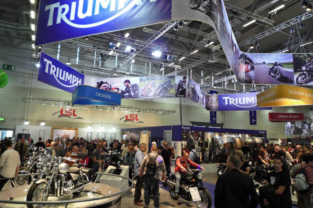 Die Intermot lebt immer noch in erster Linie von den bekannten Zweiradmarken und ihren Weltpremieren und Innovationen.