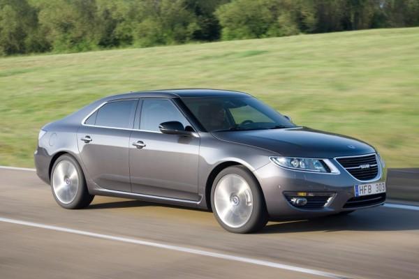 Drei neue Motoren für den Saab 9-5