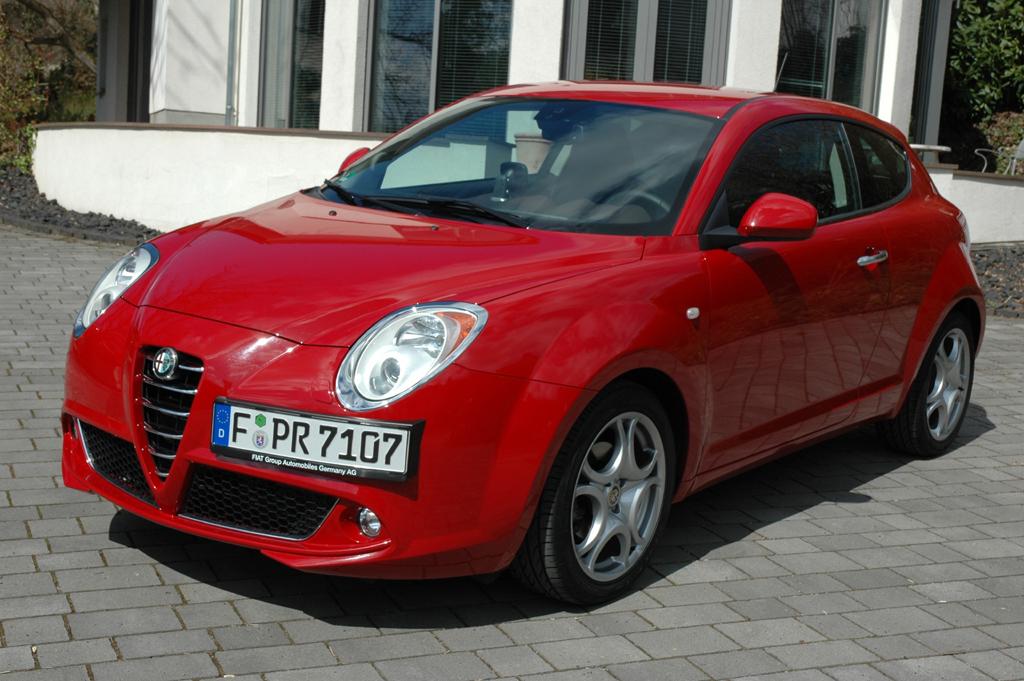 Ebenfalls den Alfa Romeo Mito, hier als MultiAir, wird es als TwinAir geben.