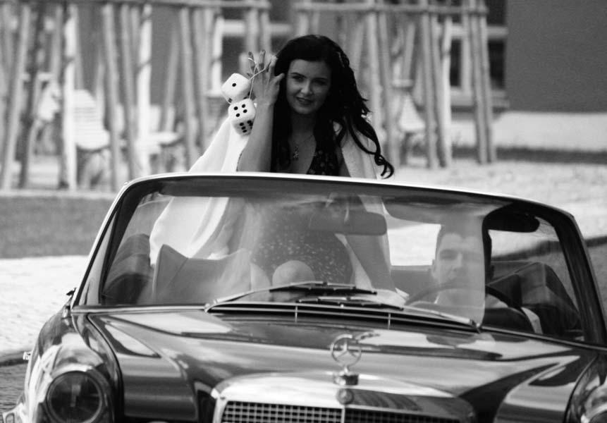 Ein Benz kommt immer gut, Foto von: Werkstattkultur.com