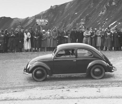 Eines der beliebtesten Autos aller Zeiten, Foto: Delius Klasing
