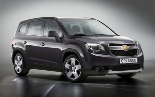 Für die (größere) Familie: Chevrolet startet Orlando-Van-Verkauf Anfang nächsten Jahres