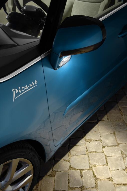 Facelift für Citroen C4 Picasso