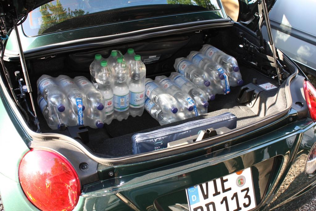 Fahrbericht Daihatsu Copen: Neige dein Haupt