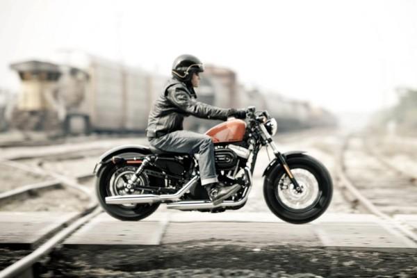 Fahrbericht Harley-Davidson XL Forty-Eight: Radikal reduziert