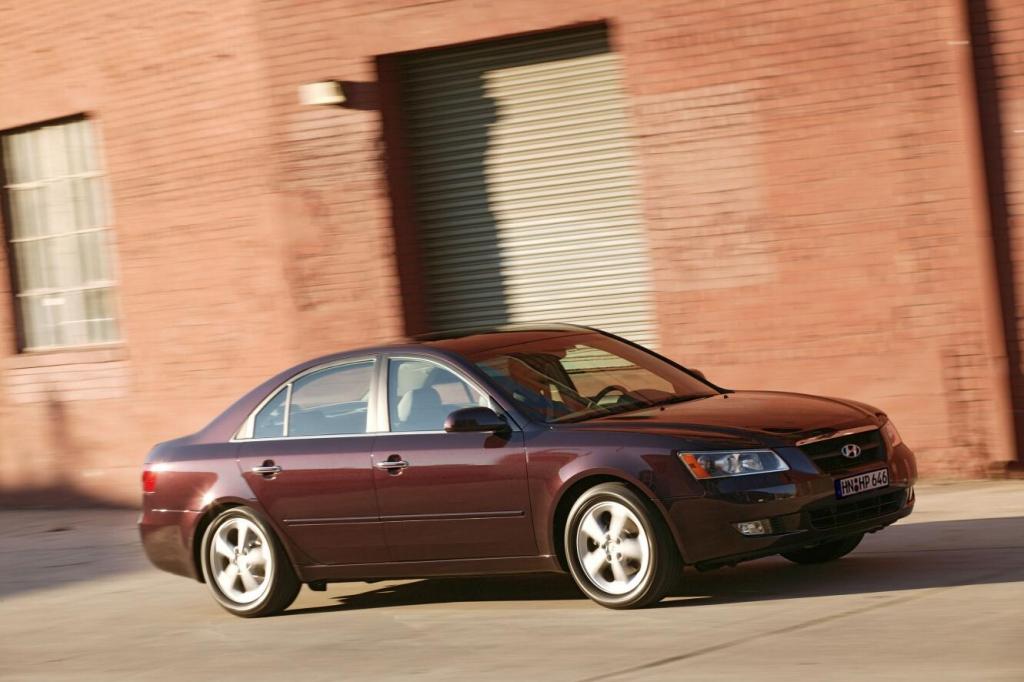 Fahrbericht Hyundai Sonata - Die Melodie des Erfolges