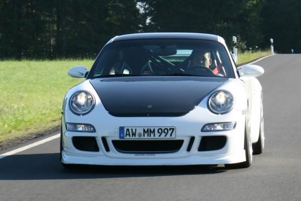 Fahrbericht: Manthey-Porsche 911 GT3
