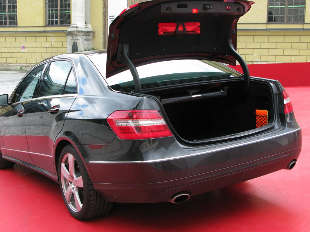 Fahrbericht Mercedes-Benz E 350 CGI: Groß(E) Klasse