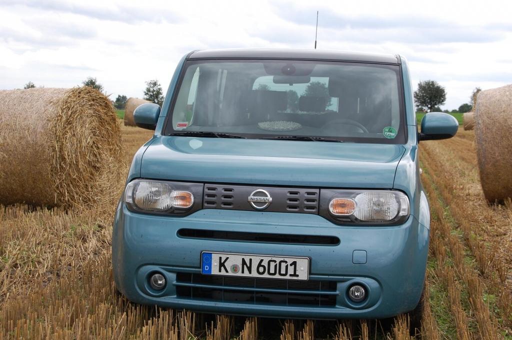 Fahrbericht Nissan Cube 1.6 mit 81 kW/110 PS: Fluffy-Matte inklusive