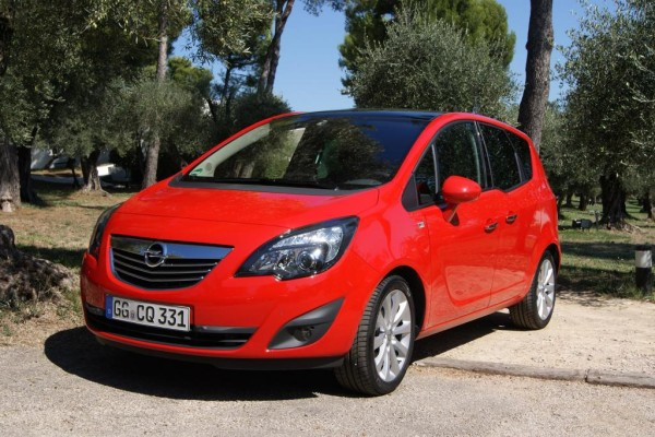 Fahrbericht: Opel Meriva 1.7 CDTI - Mehr Diesel Druck