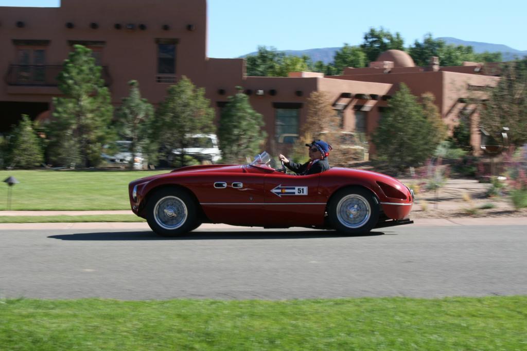Ferrari 166 MM Vignale Spyder