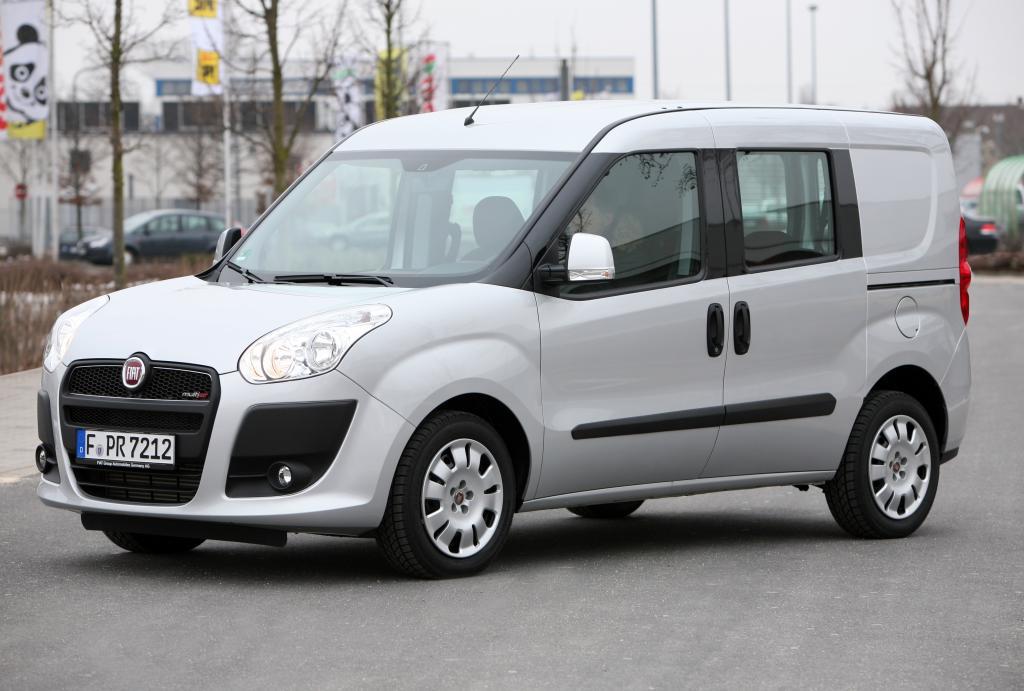 Fiat Doblò Cargo hat den besten Restwert