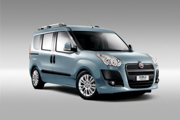 Fiat Doblo Natural Power - Sparen mit Gas