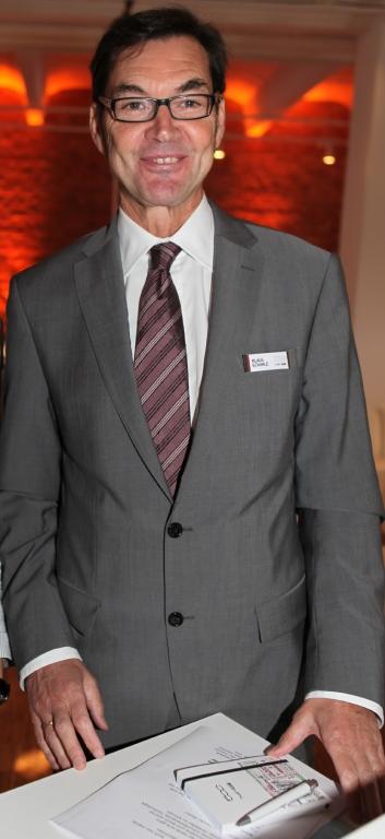 Fiat-Homologationsleiter Klaus Schühle.