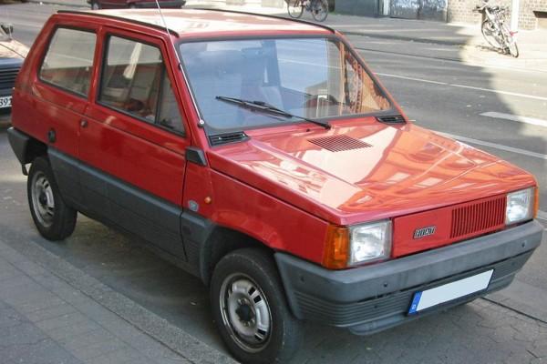 Fiat Panda gewinnt das ''Goldene Klassik-Lenkrad''
