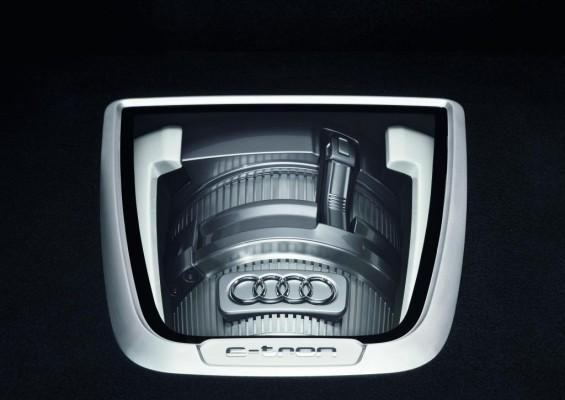 Flottenversuch mit Audi A1 E-tron in München