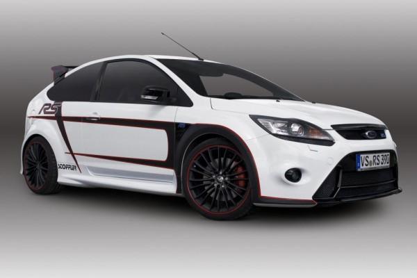 Focus RS Tuning: Auf Knopfdruck Schall und Rauch