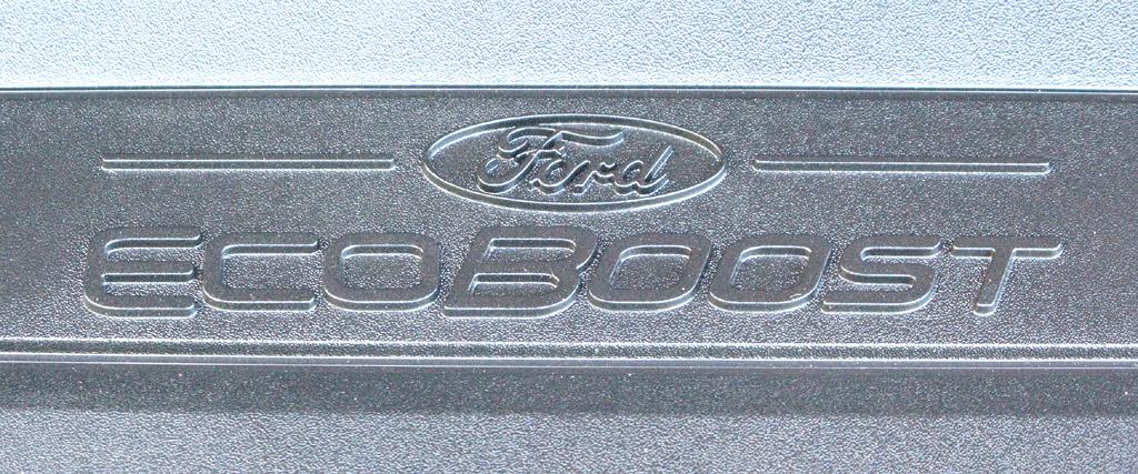 Ford C-Max: EcoBoost steht für Benzindirekteinspritzung und Turboaufladung.