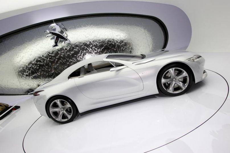 Genf 2010: Peugeot zeigt künftigen 508