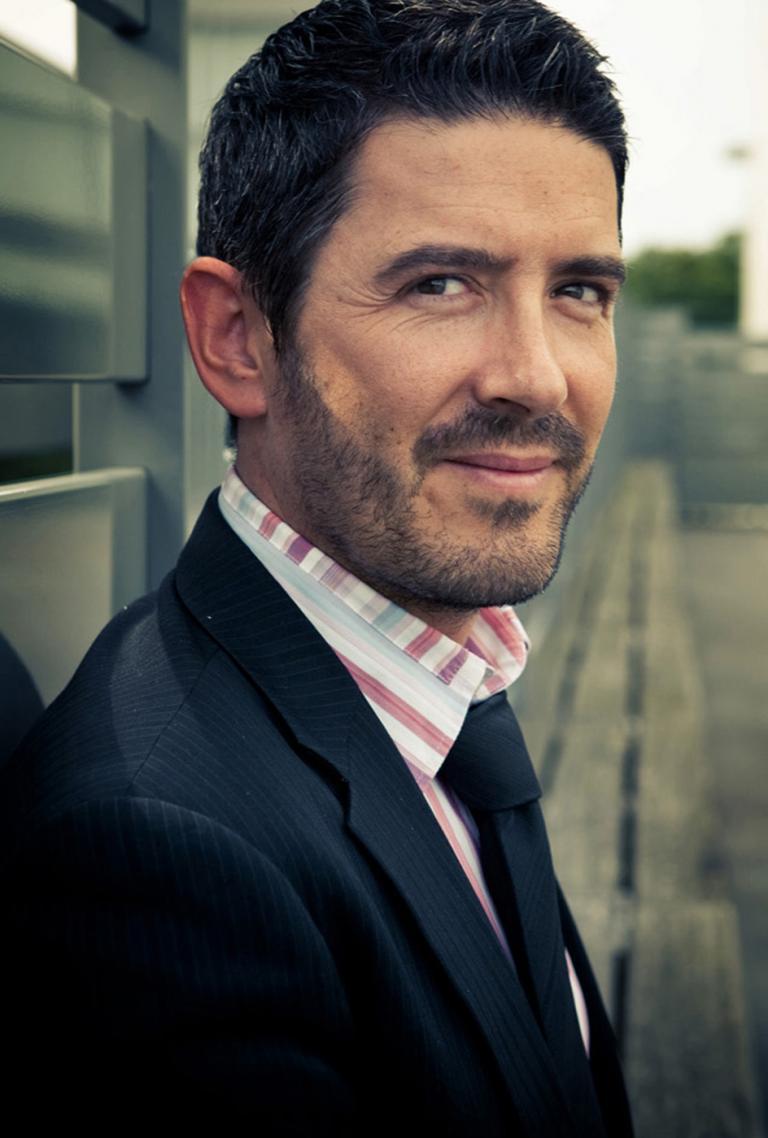 Gilles Vidal ist verantwortlich für das Design der Marke Peugeot
