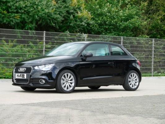 H&R Audi A1: Fahrspaß und elegant-sportlicher Look