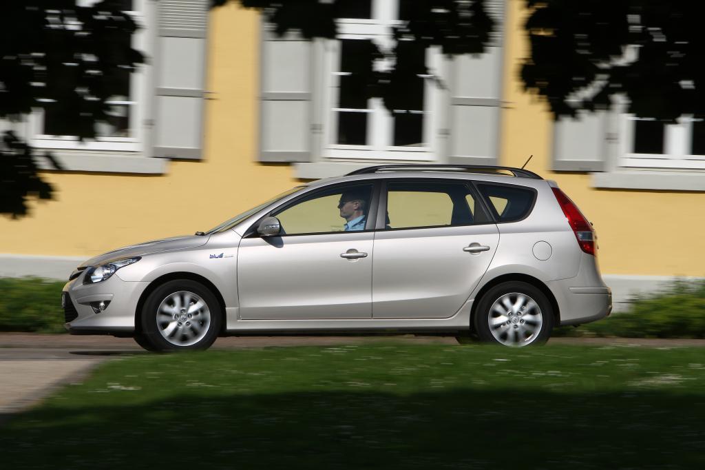 Hyundai bringt den i30cw 1.6 CRDi Classic Business