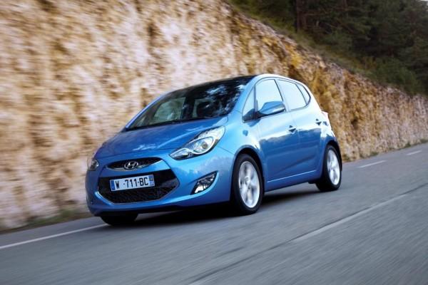 Hyundai rollt mit Mini-Van und Oberklässler nach Paris