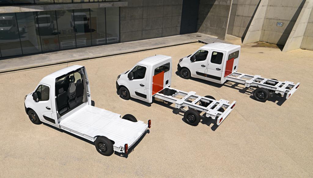 IAA Nutzfahrzeuge: Opel stellt Movano und Vivaro in den Mittelpunkt