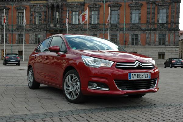 Im Kampf der Kompakten: Citroën kündigt C4-Neuauflage noch für November an