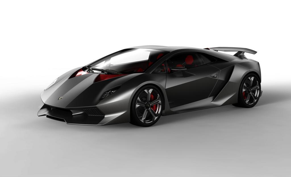 Lamborghini Sesto Elemento - Von allem mehr - außer Gewicht