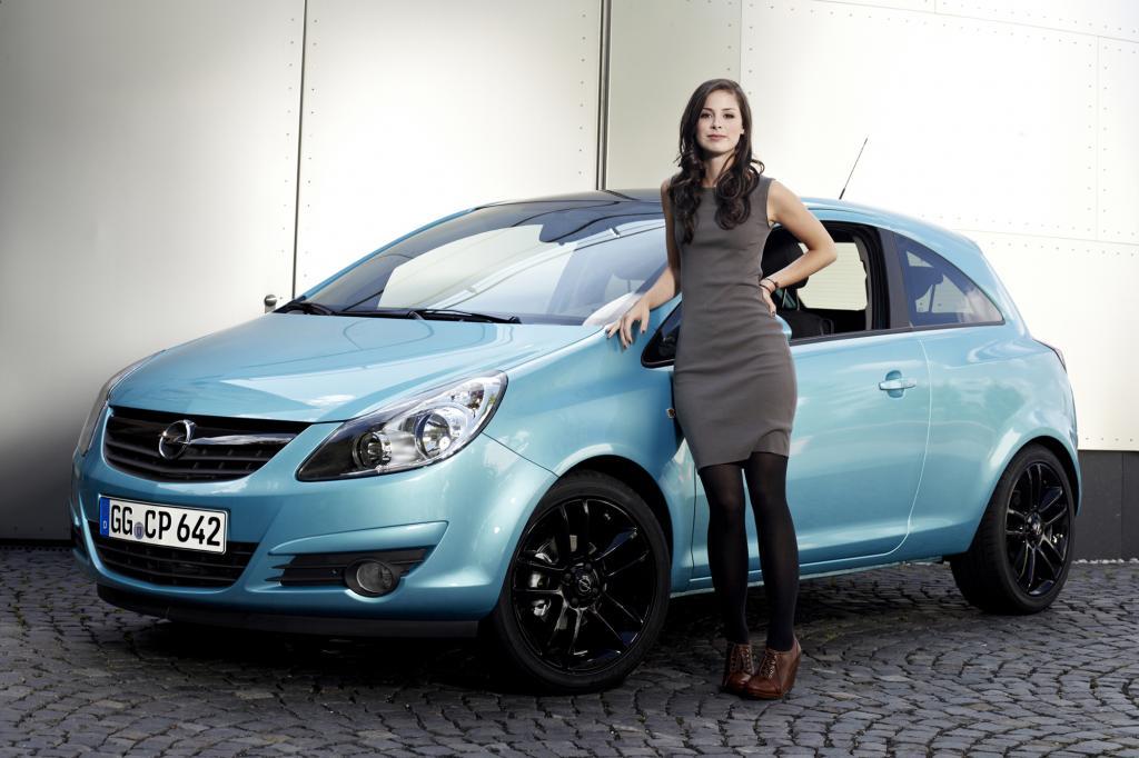 Lena wirbt jetzt für Opel