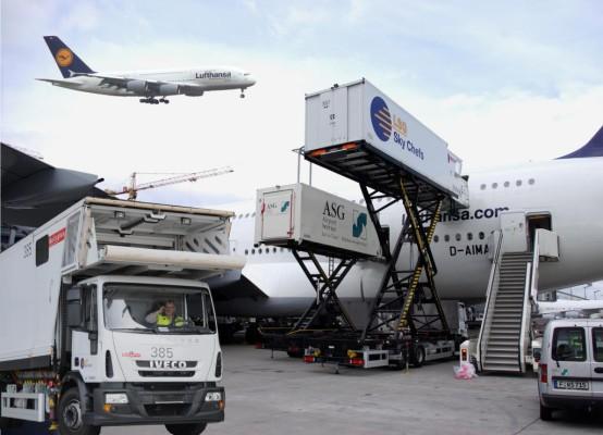 Lufthansa-Tochter bestellt 17 Iveco Eurocargo für den Airbus A380
