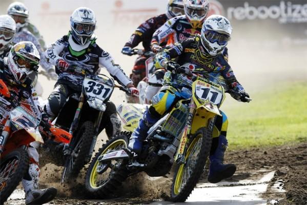 MX1 Motocross Weltmeisterschaft Lierop/ Benelux: Ramon fährt in Lierop aufs MX1-Podest