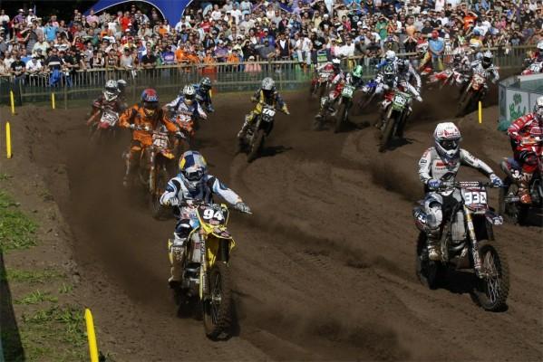 MX2 Motocross Weltmeisterschaft Lierop: Roczen holt im holländischen Sand einen Laufsieg
