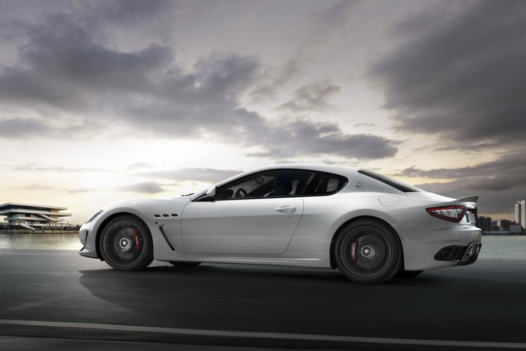 Maserati GranTurismo MC Stradale - Der Dreizack verliert Pfunde