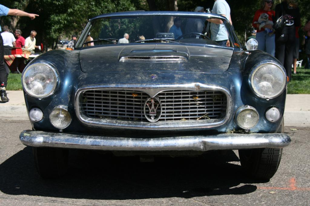 Maserati Vignale 3500 GT Spyder von 1960