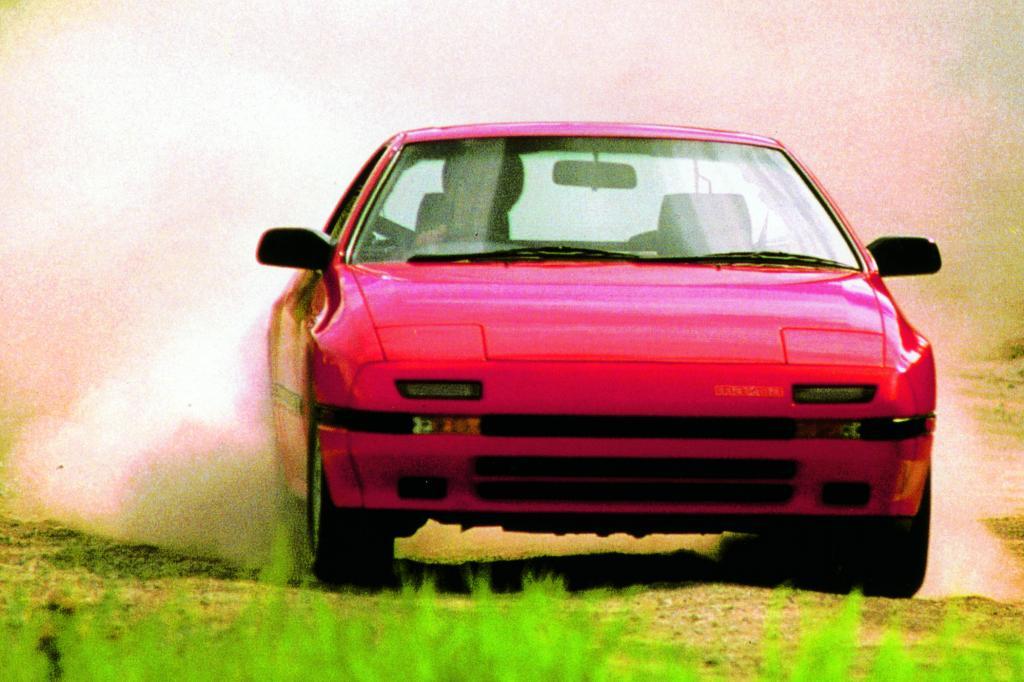 Mazda RX-7 von 1985: Die zweite Generation war sehrerfolgreich