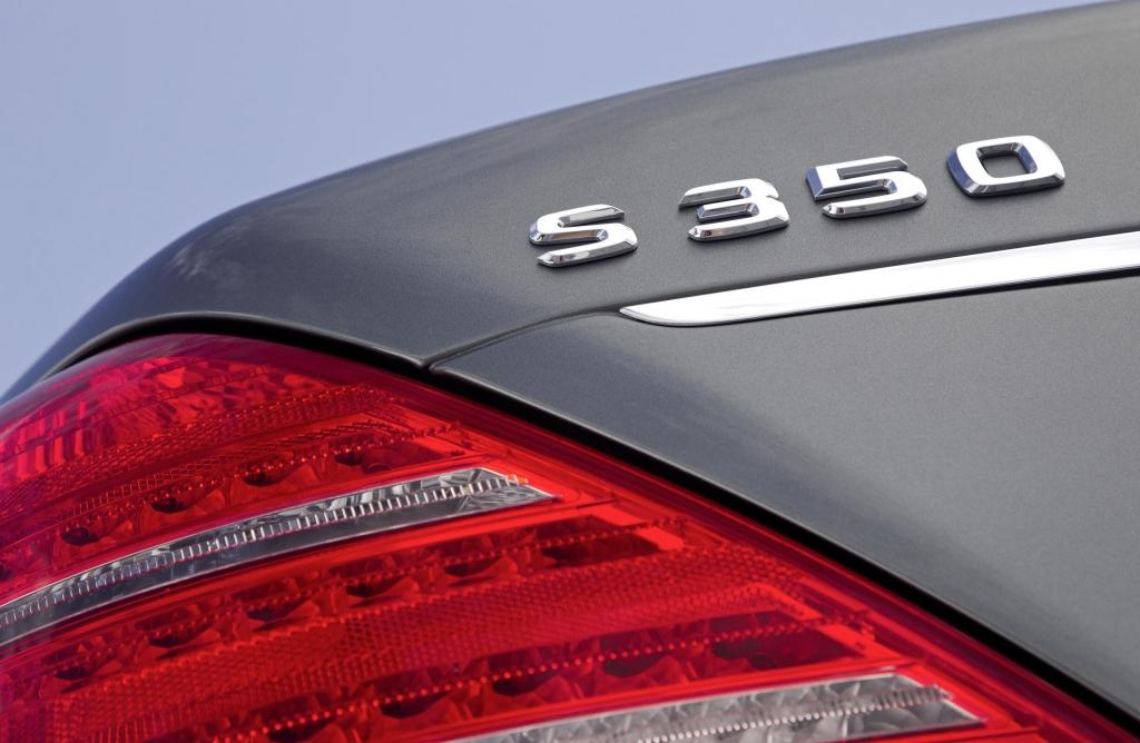 Mercedes-BenzS 350 BLUETEC