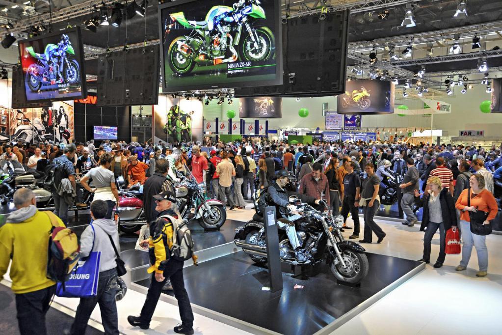 Mit dem breitesten Spektrum an zweirädriger Mobilität lockt die diesjährige Intermot.
