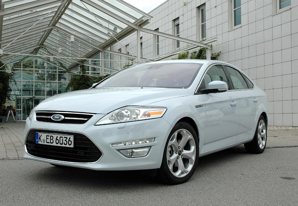 Mit höherem Anspruch: Ford schickt neuen Mondeo ab Mitte November an den Start
