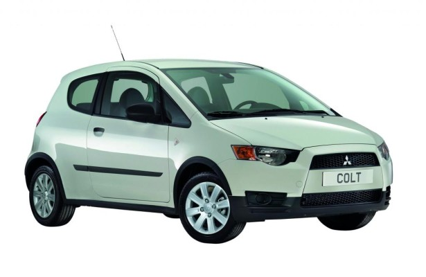 Mitsubishi Colt-Sondermodell - Sportlicher und günstiger