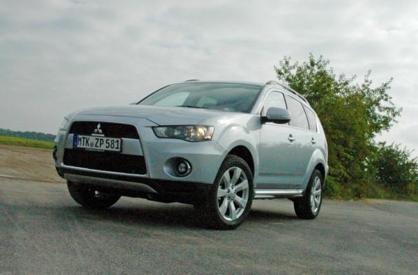 Mitsubishi bietet Outlander als Aktionsmodell